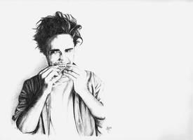 Robert Pattinson by Qualcuna