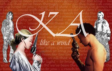 Ka Like A Wind - Wallpaper