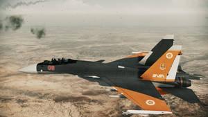 [MOD] ACAH x AC7 : EASA Su-30SM Testbed (DL)