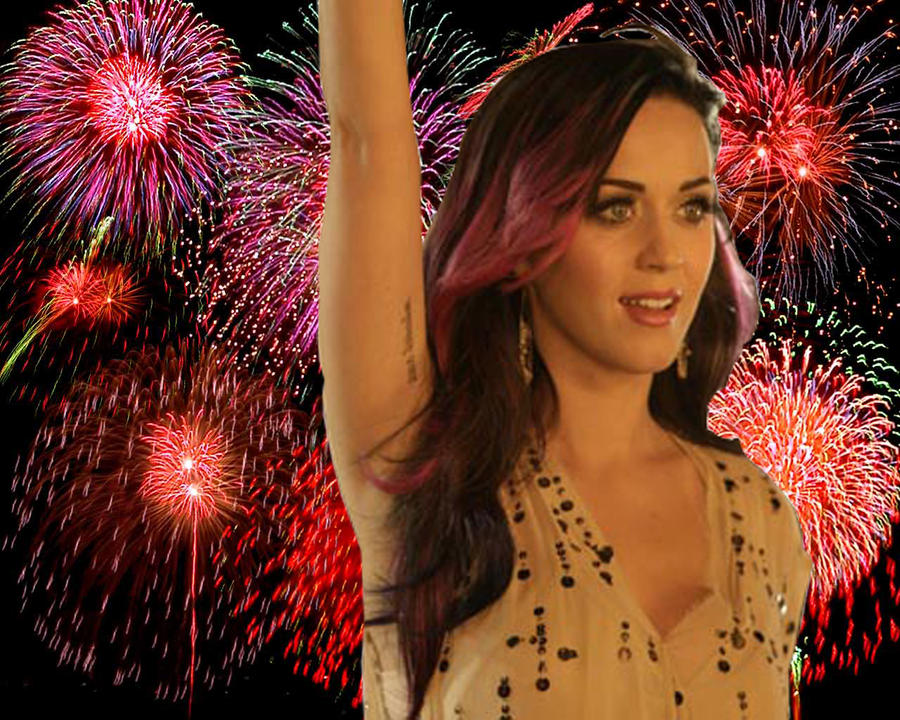 Katy Perry: You're a Firework by PanicAtTheDiscoWhore on ...