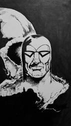 The Phantom Ink Sketch