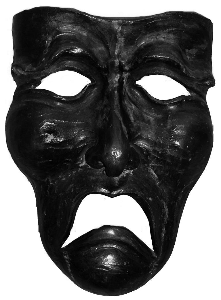 Dark Mask by AshenSorrow