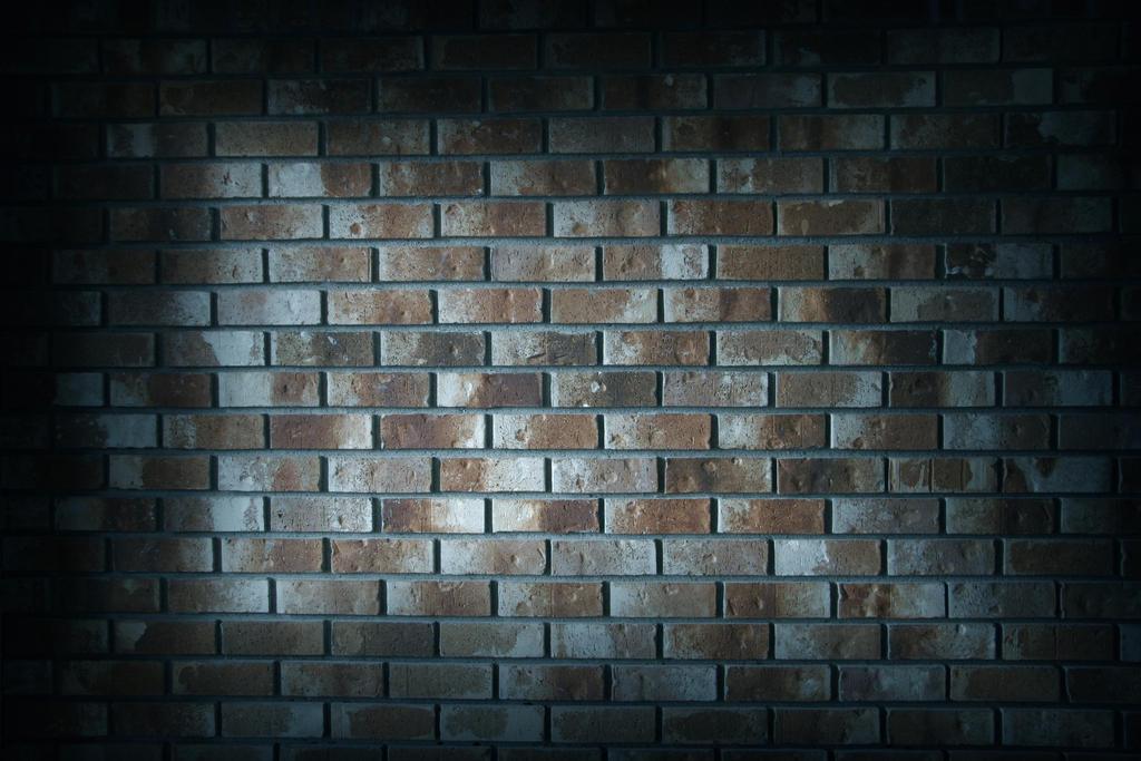 Brick Wall By AshenSorrow