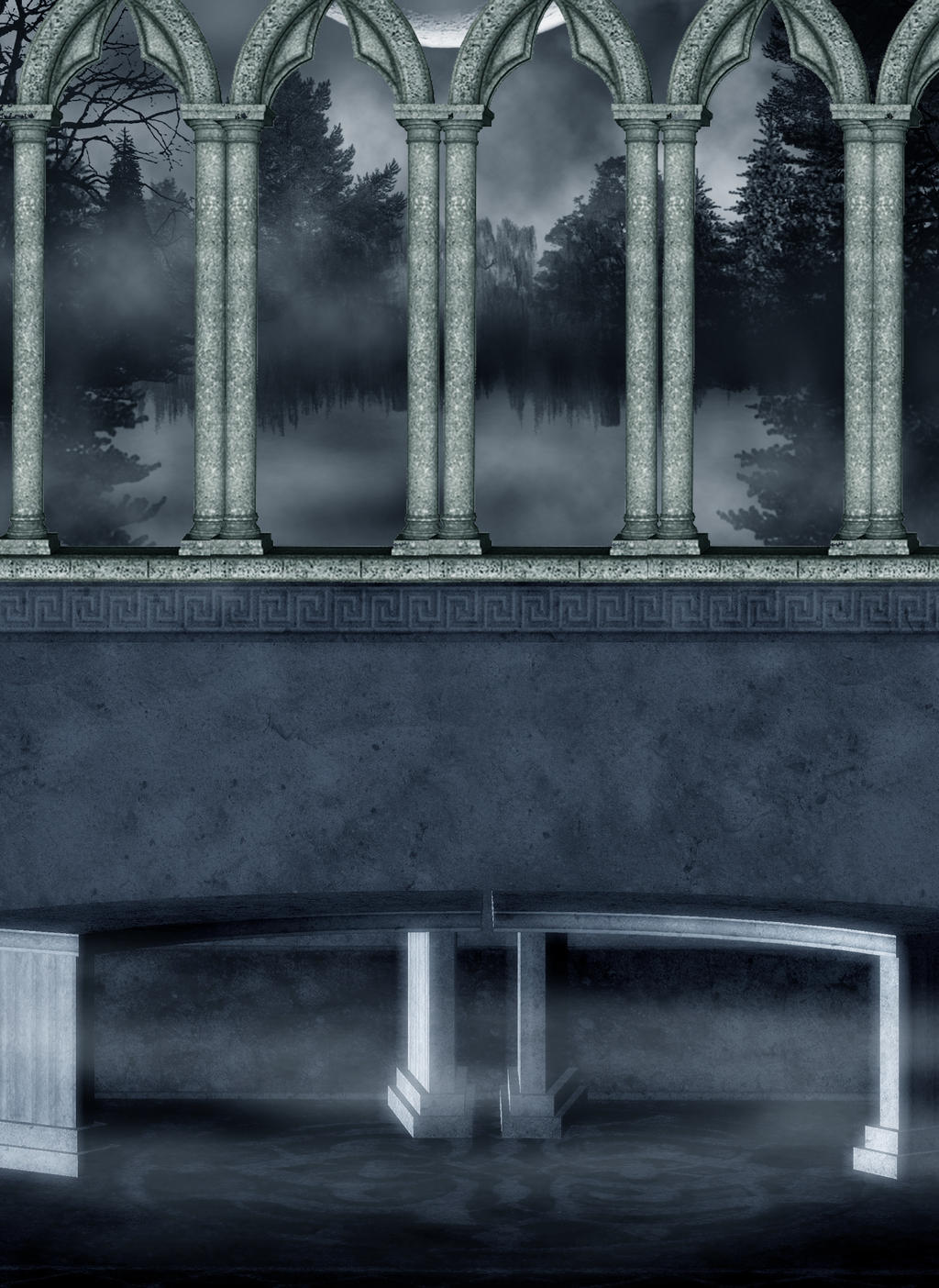 Premade Background  1001 by AshenSorrow