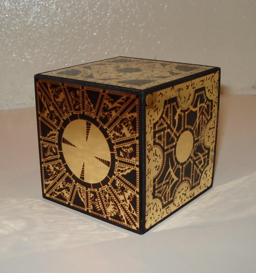 PuzzleBoxStock12 by AshenSorrow