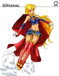 Ame Comi Supergirl Color