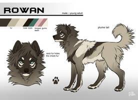 Rowan Ref by MayhWolf