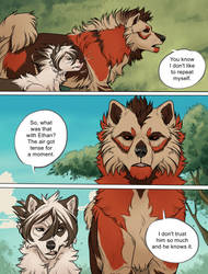 Comic Test Page 6 [Final] by MayhWolf