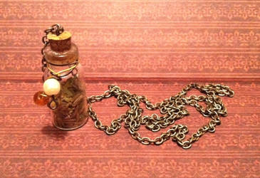 Vervain -The Vampire Diaries by BellsNGems