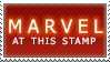 M A R V E L - stamp by lonesome-stock