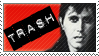 Trash - Stamp by lonesome-stock