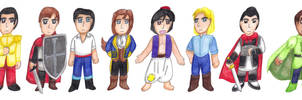 Disney Guys by Cpr-Covet