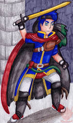 FE9: Ike by Cpr-Covet