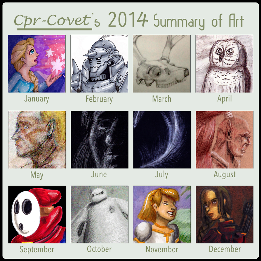 2014 Meme By Cpr-Covet On DeviantArt