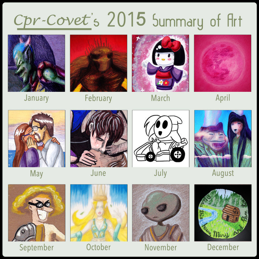 2015 Meme By Cpr-Covet On DeviantArt