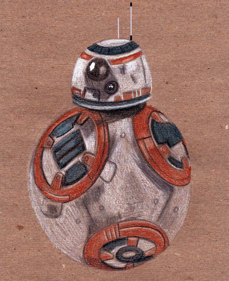 BB-8 by Cpr-Covet