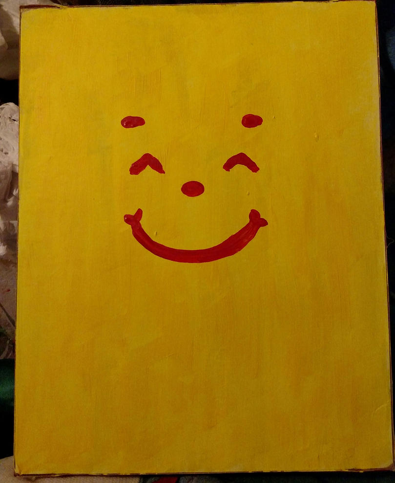 Carl's Jr face by Cpr-Covet