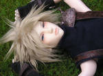 Cloud Strife BJD