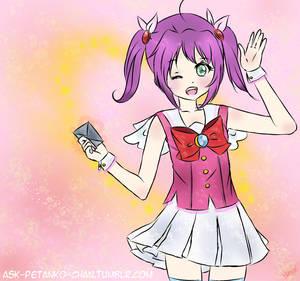 Love Hime Petanko-chan