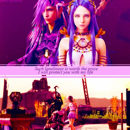Final Fantasy Caius Ballad - Paddra Nsu Yeul by xDreamingFantasYx