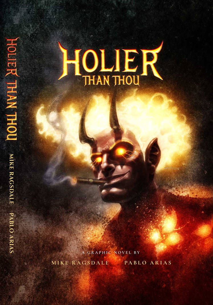 Holier Than Thou [COVER]