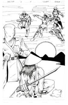 Darkstorm: Issue 2 - Page 5