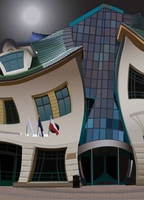 The Crooked House by rockdog80