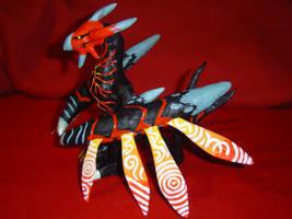 Tyrant Dragon BoF 4 sideview