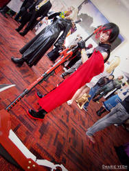 AMG15 COSPLAY : Genderbend Ruby Rose