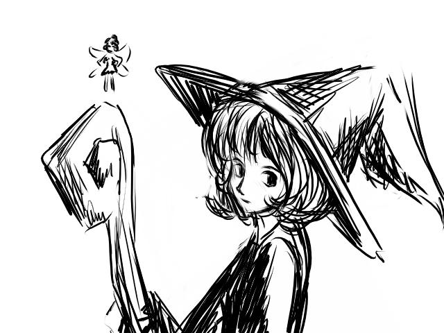 Berserk Witch Fanart by Zeitz