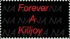 MCR Killjoy Stamp by ZoruAbsol
