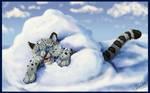Snowleopard Sundae