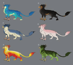 Griffin Point Adoptables