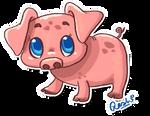Porky the piglet