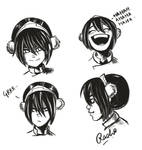 Toph Sketches