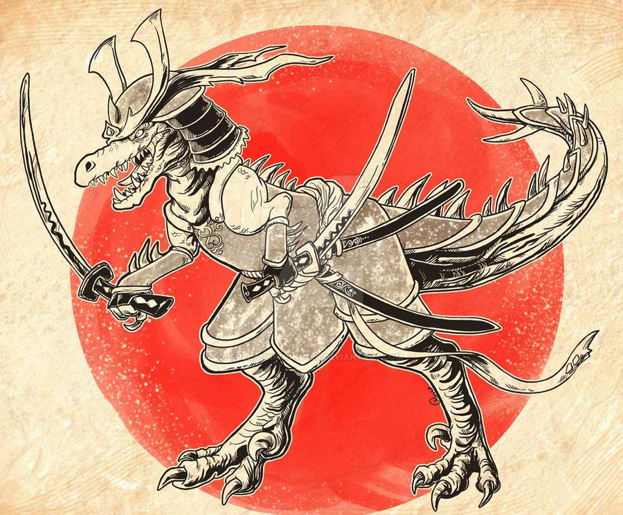 Samurai Dino-Sama