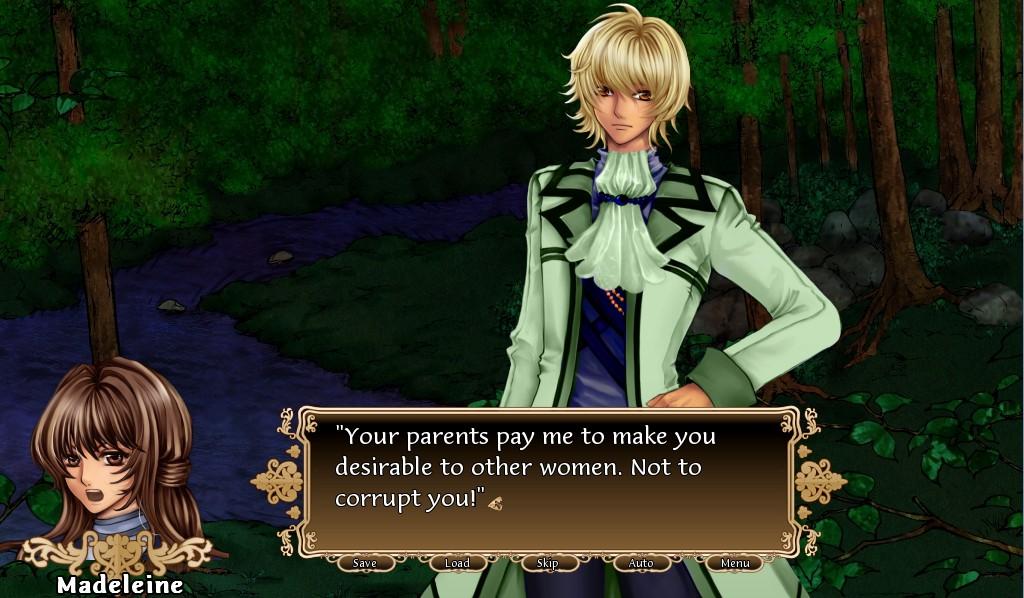 The Royal Trap - Hanako Games