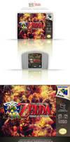 N64 Zelda Game Box Package I by SoenkesAdventure
