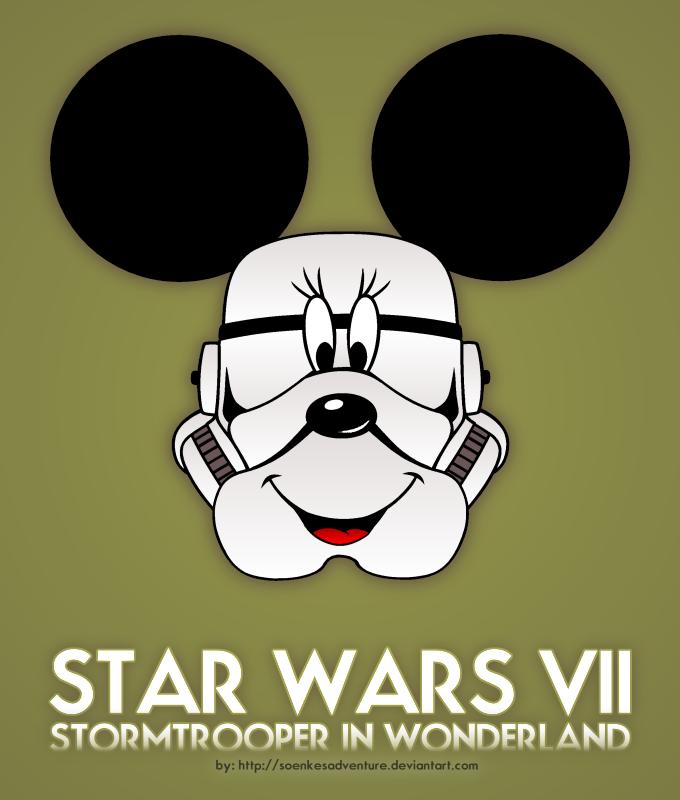 Disney Star Wars by SoenkesAdventure