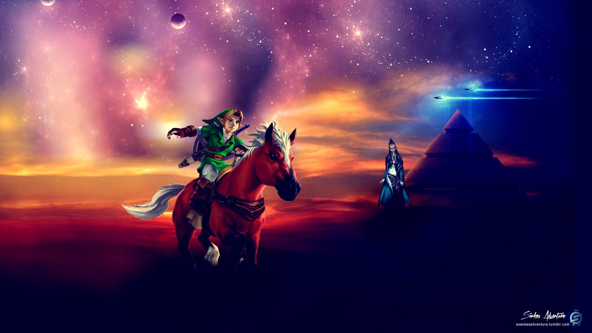 The Legend of Zelda - Space Odyssey 2124 by SoenkesAdventure