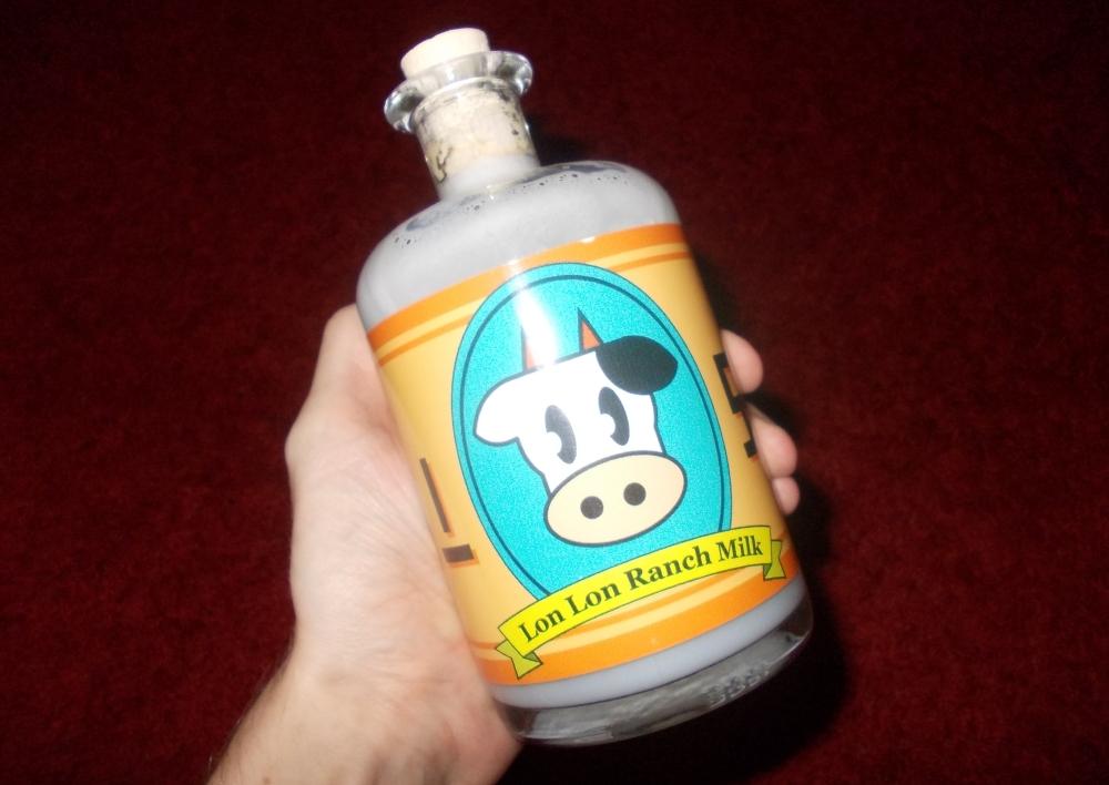 Lon Lon Milk by SoenkesAdventure