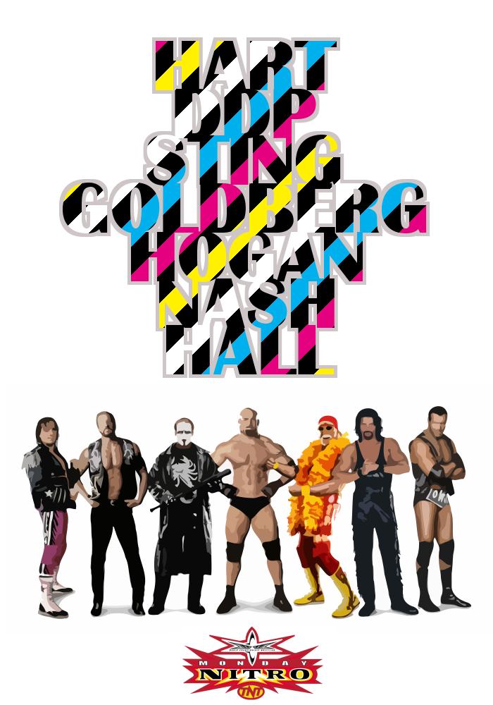 my favorite wrestler by SoenkesAdventure