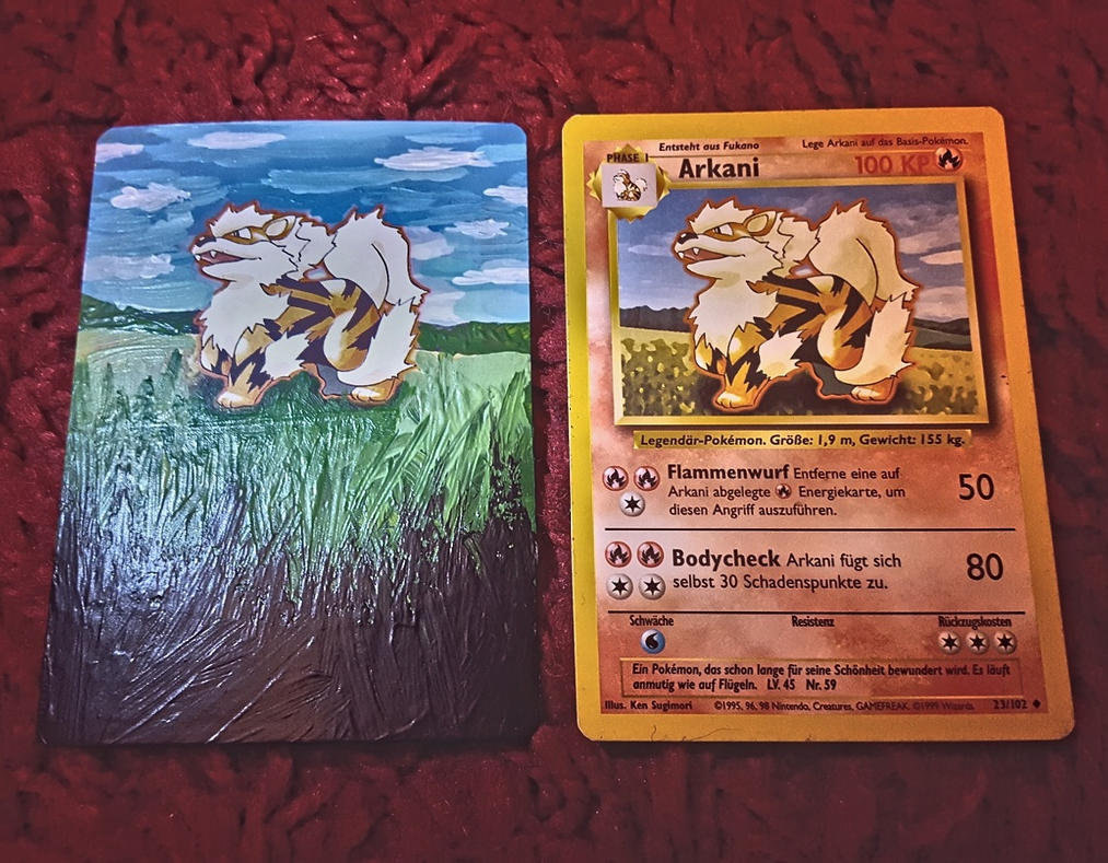 My first Pokemon-Card Mod. by SoenkesAdventure