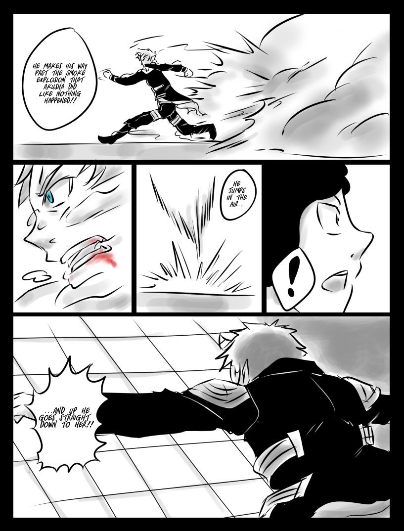 OW: Rowen vs. Akusha Tournament Page 4 by konrei-sama