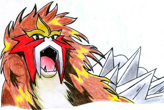 Pokemon Entei