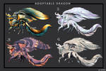[Open] Auction dragon adop #28