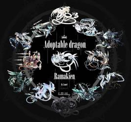 [OPEN] Auction dragon adop #32