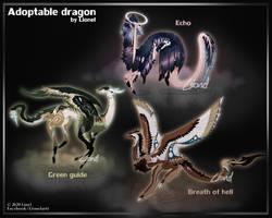 [Open] Auction dragon adop #35