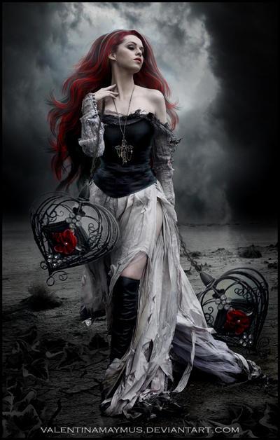 Dark... by ValentinaMayMus