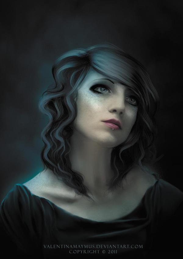Portrait_ValentinaMayMus by ValentinaMayMus